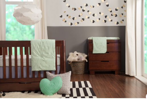 baby nursery checklist: Modo 3-Drawer Changer Dresser with Removable Changing Tray