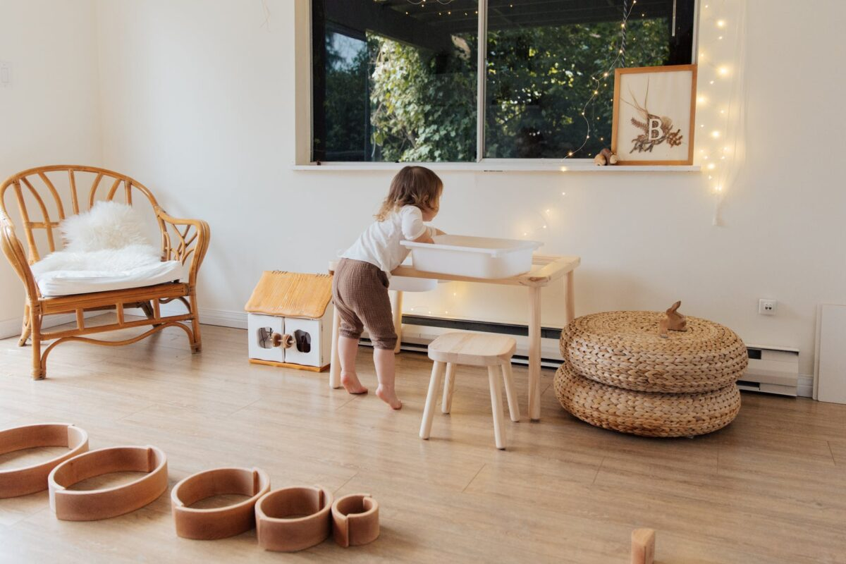 child-proof your home