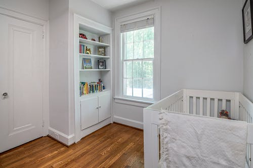 how to move baby to his own room