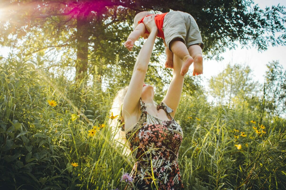 how to deal with a high-needs baby