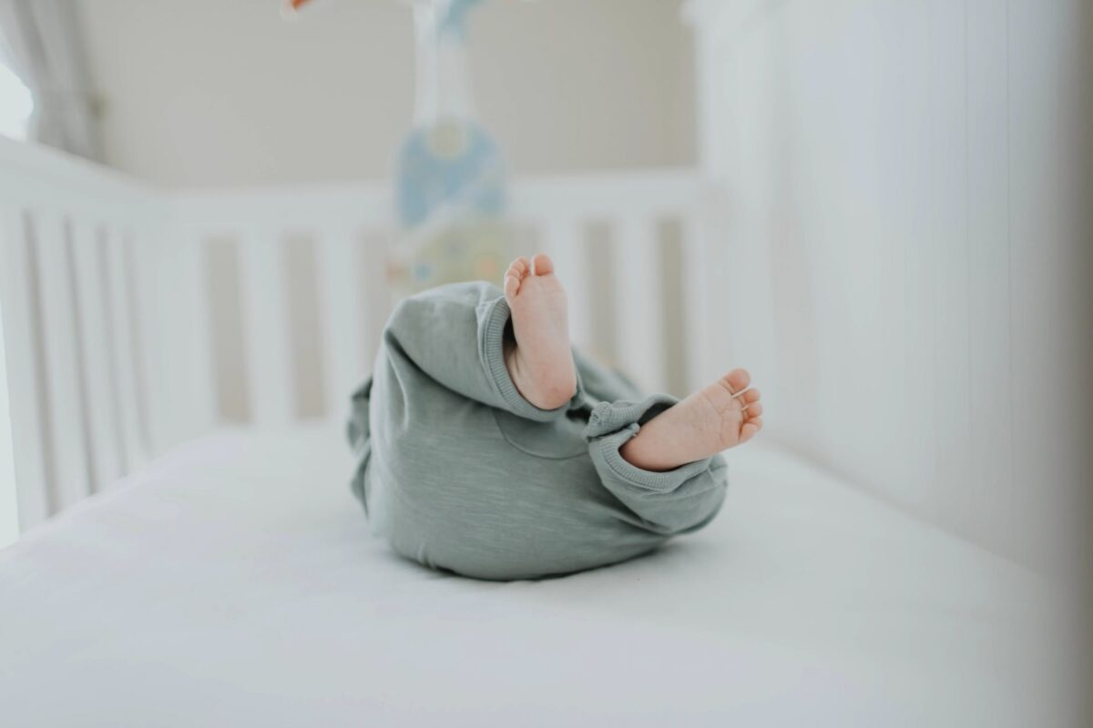 How to Stop Rocking Your Baby to Sleep
