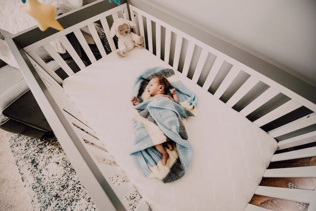 when to sleep train baby for naps