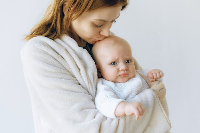 sleep training a baby with separation anxiety