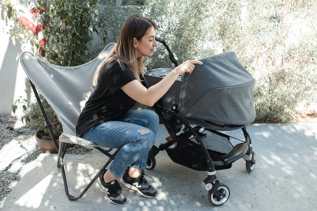 Baby Only Naps in the Stroller: Is It Safe?